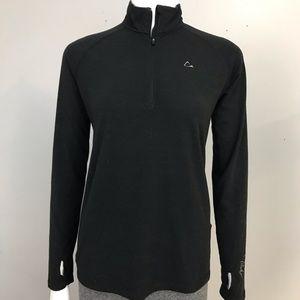 Paradox Merino Long Sleeve Shirt Black Small